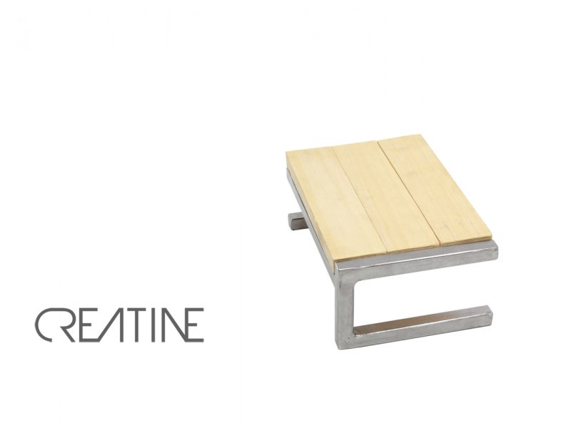 table basse creatine